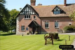 2015-09-10 Lulworth Castle & House, Dorset.  (7)007
