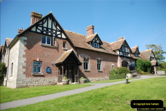 2015-09-10 Lulworth Castle & House, Dorset.  (8)008