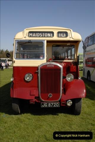 2011-04-09 M&D 100 at the Kent Showground. (100) 100