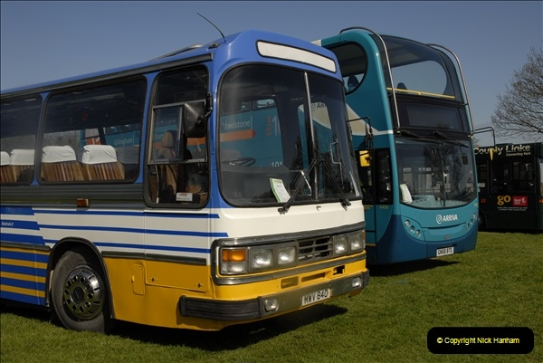 2011-04-09 M&D 100 at the Kent Showground. (274) 274