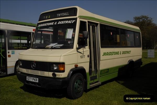 2011-04-09 M&D 100 at the Kent Showground. (59) 059