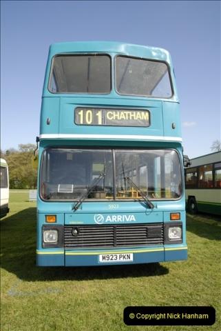 2011-04-09 M&D 100 at the Kent Showground. (60) 060