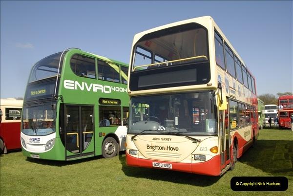 2011-04-09 M&D 100 at the Kent Showground. (94) 094