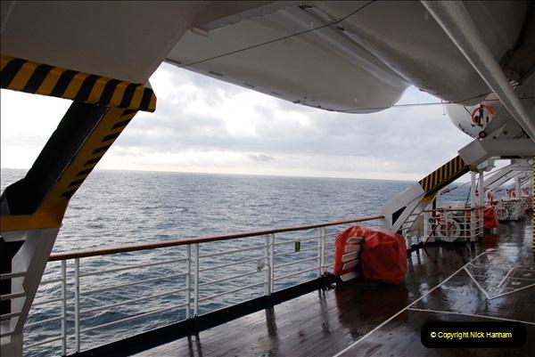 2014-10-14 Oslo to Tilbury, North Sea.  (1) 01