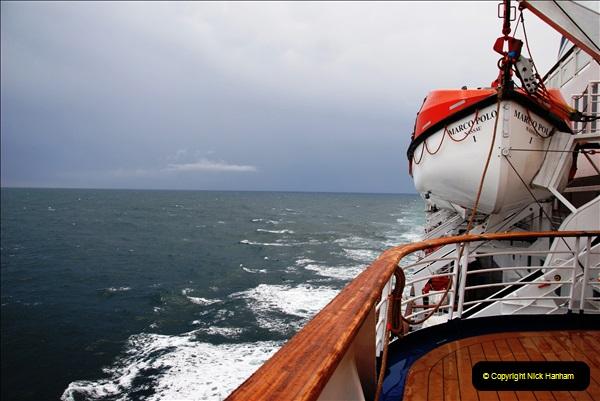 2014-10-14 Oslo to Tilbury, North Sea.  (3) 03