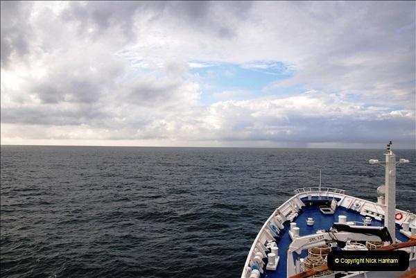 2014-10-14 Oslo to Tilbury, North Sea.  (2) 02