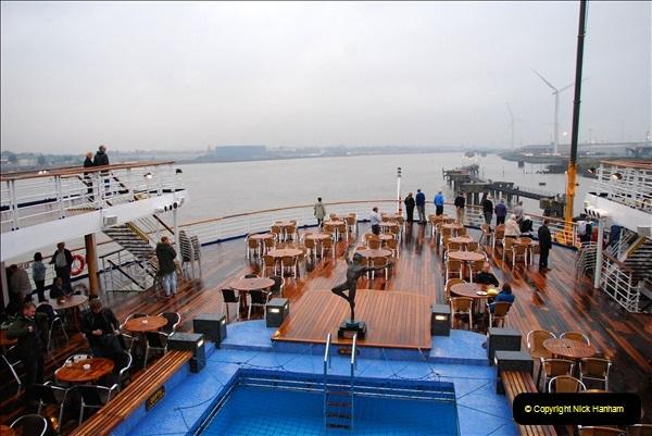 2014-10-14 Oslo to Tilbury, North Sea.  (21) 21