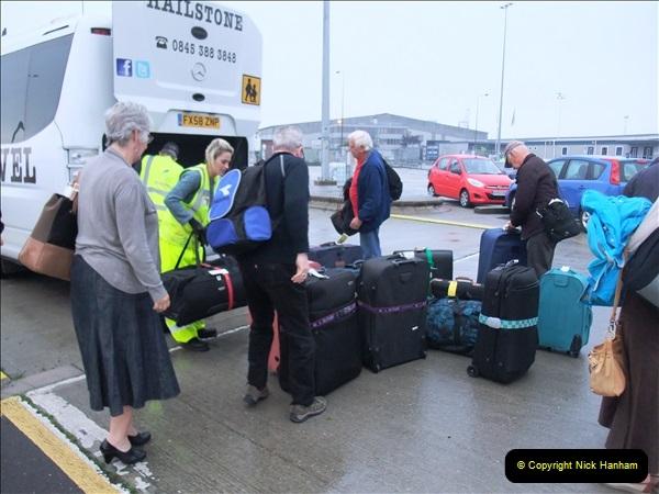 2014-10-14 Oslo to Tilbury, North Sea.  (24) 24