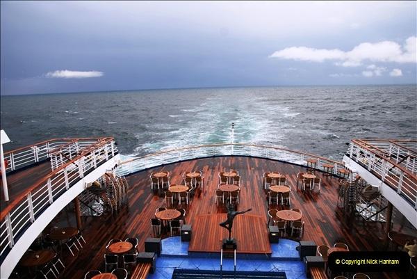 2014-10-14 Oslo to Tilbury, North Sea.  (5) 05