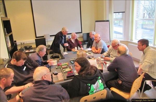 2017-11-26 Bus Group Meeting, Poole, Dorset.  (137)340