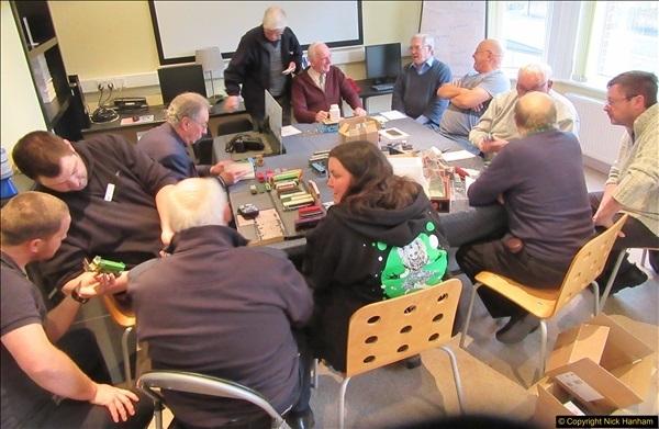 2017-11-26 Bus Group Meeting, Poole, Dorset.  (138)341