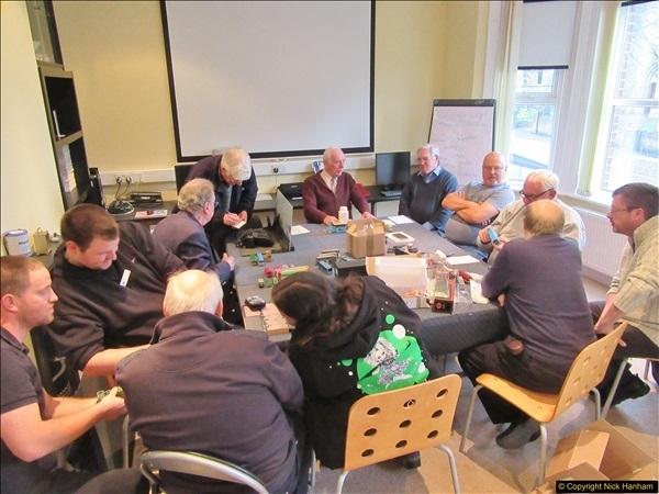 2017-11-26 Bus Group Meeting, Poole, Dorset.  (139)342