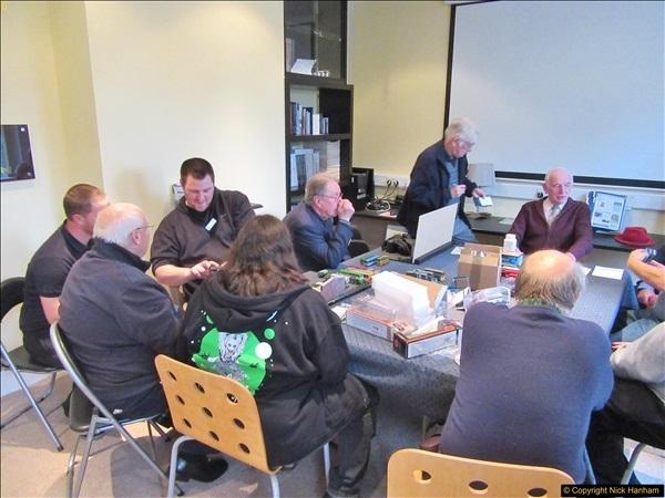 2017-11-26 Bus Group Meeting, Poole, Dorset.  (140)343