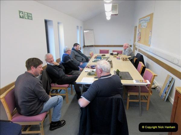 2019-02-02 MBF meeting at Ringwood, Hampshire.  (125) 125