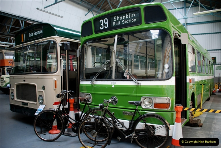 2019-06-02 MBF Meeting on the IOW. (106) The IOW Ryde Bus Museum. 107