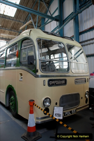 2019-06-02 MBF Meeting on the IOW. (111) The IOW Ryde Bus Museum. 112