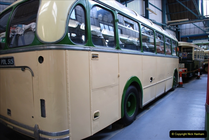 2019-06-02 MBF Meeting on the IOW. (115) The IOW Ryde Bus Museum. 116