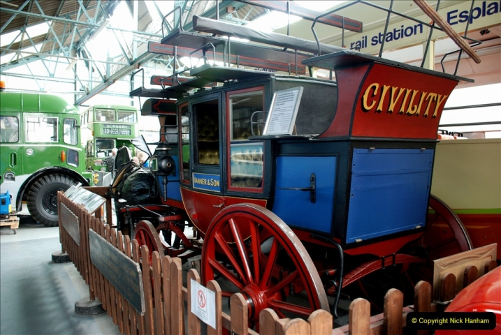 2019-06-02 MBF Meeting on the IOW. (117) The IOW Ryde Bus Museum. 118