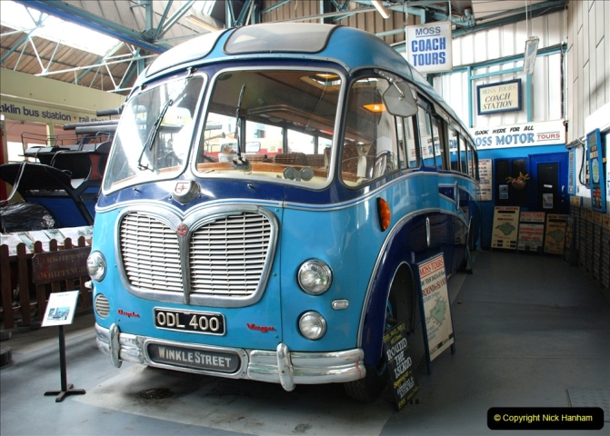 2019-06-02 MBF Meeting on the IOW. (119) The IOW Ryde Bus Museum. 120