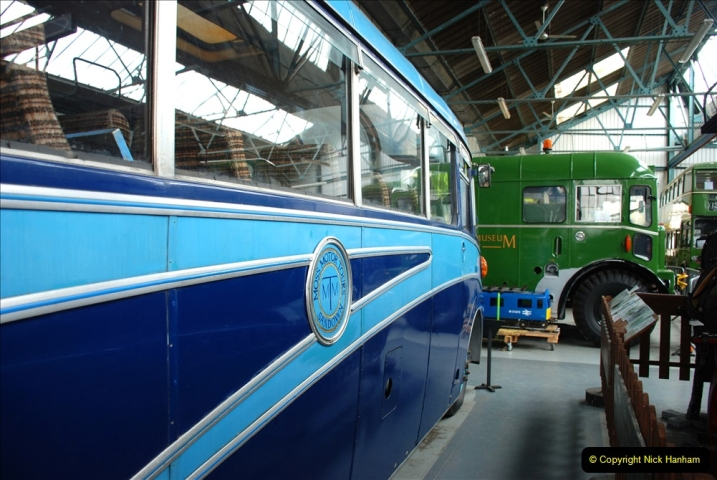 2019-06-02 MBF Meeting on the IOW. (121) The IOW Ryde Bus Museum. 122