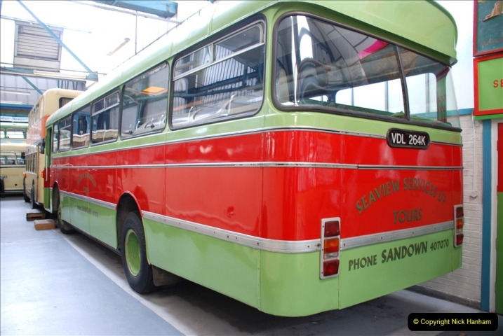 2019-06-02 MBF Meeting on the IOW. (132) The IOW Ryde Bus Museum.133
