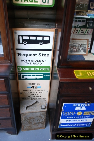 2019-06-02 MBF Meeting on the IOW. (153) The IOW Ryde Bus Museum. 154
