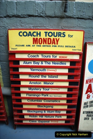 2019-06-02 MBF Meeting on the IOW. (155) The IOW Ryde Bus Museum. 156