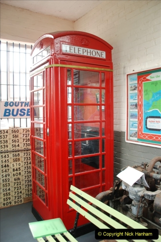 2019-06-02 MBF Meeting on the IOW. (158) The IOW Ryde Bus Museum. 159