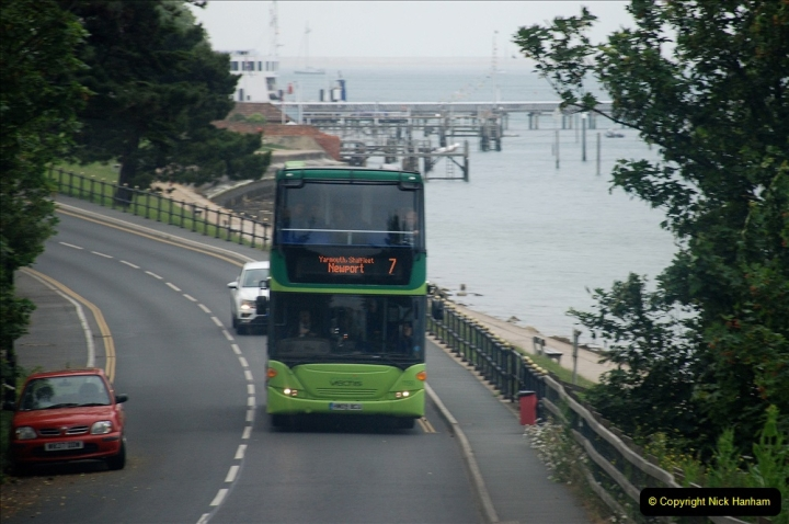 2019-06-02 MBF Meeting on the IOW. (240) Three more bus rides back to Yarmouth. 241