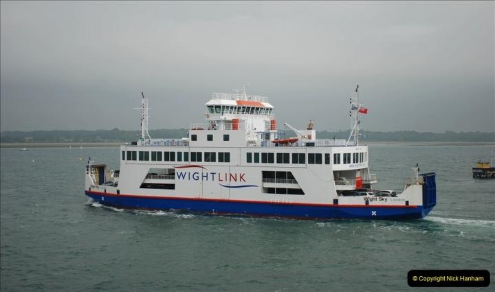 2019-06-02 MBF Meeting on the IOW. (31) IOW ferry. 032