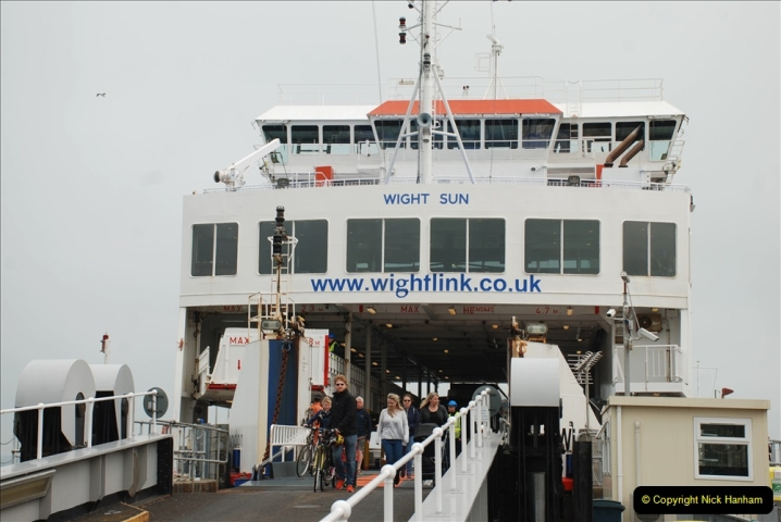 2019-06-02 MBF Meeting on the IOW. (38) IOW ferry. 039