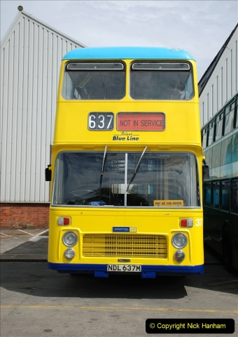 2019-06-02 MBF Meeting on the IOW. (72) Buses Stored outside073