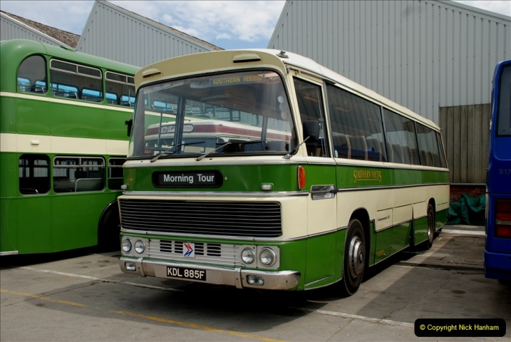2019-06-02 MBF Meeting on the IOW. (74) Buses Stored outside075