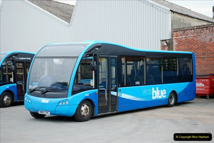 2019-06-02 MBF Meeting on the IOW. (89) The Museum is also a Vectis Blue parking area. 090