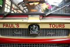 2019-06-02 MBF Meeting on the IOW. (104) The IOW Ryde Bus Museum. 105