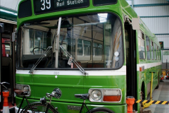2019-06-02 MBF Meeting on the IOW. (107) The IOW Ryde Bus Museum. 108