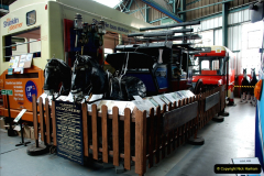 2019-06-02 MBF Meeting on the IOW. (116) The IOW Ryde Bus Museum. 117