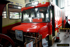 2019-06-02 MBF Meeting on the IOW. (118) The IOW Ryde Bus Museum. 119