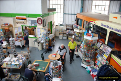 2019-06-02 MBF Meeting on the IOW. (128) The IOW Ryde Bus Museum. 129