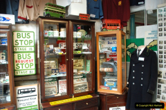 2019-06-02 MBF Meeting on the IOW. (144) The IOW Ryde Bus Museum. 145