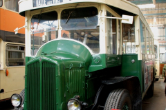 2019-06-02 MBF Meeting on the IOW. (168) The IOW Ryde Bus Museum. Paris bus and other Paris bus items. 169