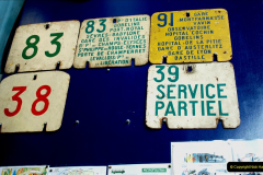 2019-06-02 MBF Meeting on the IOW. (179) The IOW Ryde Bus Museum. Paris bus and other Paris bus items. 180