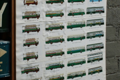 2019-06-02 MBF Meeting on the IOW. (182) The IOW Ryde Bus Museum. Paris bus and other Paris bus items. 183