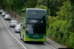 2019-06-02 MBF Meeting on the IOW. (225) Three more bus rides back to Yarmouth. 226