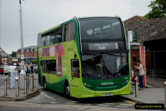 2019-06-02 MBF Meeting on the IOW. (229) Three more bus rides back to Yarmouth. 230
