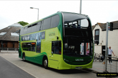 2019-06-02 MBF Meeting on the IOW. (231) Three more bus rides back to Yarmouth. 232