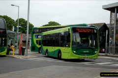 2019-06-02 MBF Meeting on the IOW. (234) Three more bus rides back to Yarmouth. 235