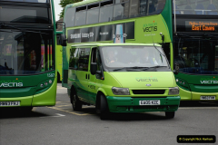 2019-06-02 MBF Meeting on the IOW. (235) Three more bus rides back to Yarmouth. 236