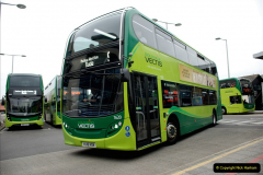 2019-06-02 MBF Meeting on the IOW. (236) Three more bus rides back to Yarmouth. 237