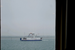 2019-06-02 MBF Meeting on the IOW. (246) Yarmouth back to Lymington. 247